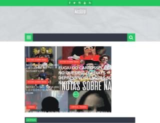 entretenimentoacido.com.br screenshot