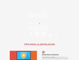 entretur.seguimientodeviajes.com screenshot