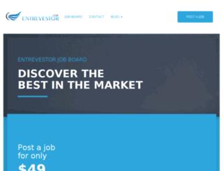 entrevestor.qimple.com screenshot