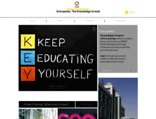 entrupedia.com screenshot