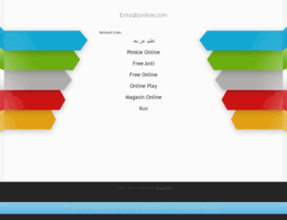 entsabonline.com screenshot