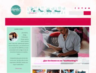 entuszapatosblog.com screenshot