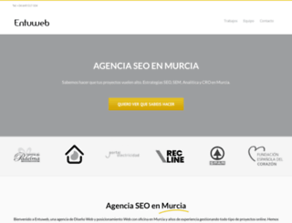 entuweb.es screenshot