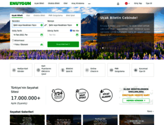enuygun.com screenshot