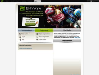 envaya.org screenshot