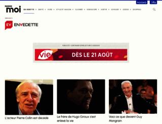 envedette.ca screenshot