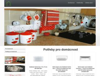 envimarket.cz screenshot