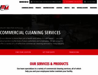 enviro-master.com screenshot
