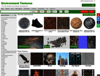 environment-textures.com screenshot
