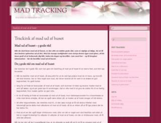 environmental-tracking-network.org screenshot