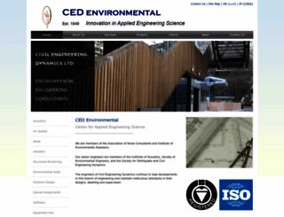 environmental.co.uk screenshot