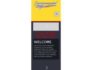 environmentaledgeia.org screenshot
