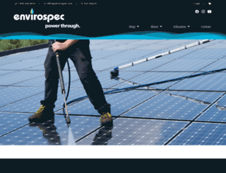 envirospec.com screenshot