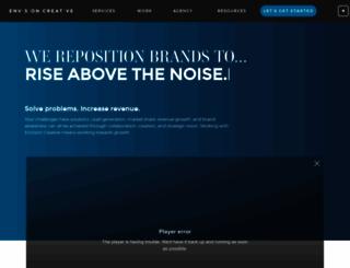 envision-creative.com screenshot