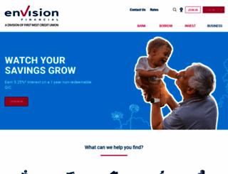 envisionfinancial.ca screenshot