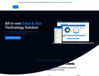envisionsalon.com screenshot