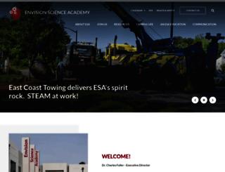 envisionscienceacademy.com screenshot
