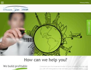 envisionyourwebsite.com screenshot