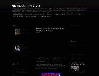 envivotvonline.blogspot.com.ar screenshot