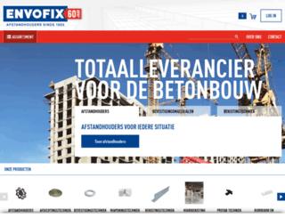 envo-fix.nl screenshot