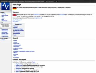 enwiki.tvbrowser.org screenshot