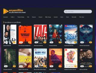 enyenifilm.com screenshot