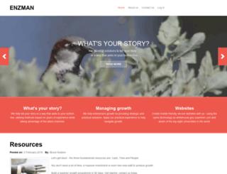 enzman.com screenshot