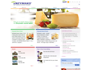 enzymaks.com screenshot