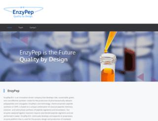 enzypep.com screenshot