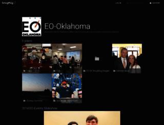 eo-oklahoma.smugmug.com screenshot