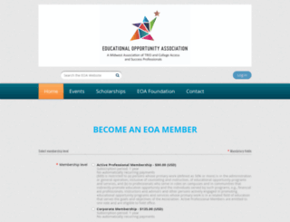 eoa.wildapricot.org screenshot