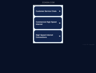 eoasia.com screenshot