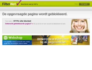eocp01.filternet.nl screenshot