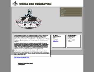 eod.org screenshot