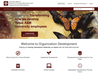 eodinfo.tamu.edu screenshot