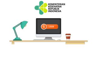 eoffice.kemkes.go.id screenshot