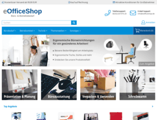 eofficeshop.de screenshot