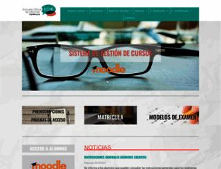 eoicalahorra.es screenshot