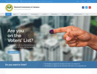 eoj.com.jm screenshot