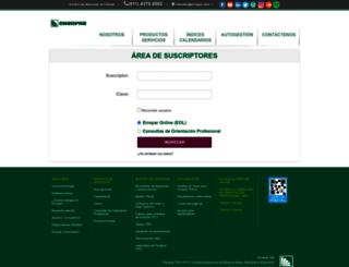 eol.errepar.com screenshot