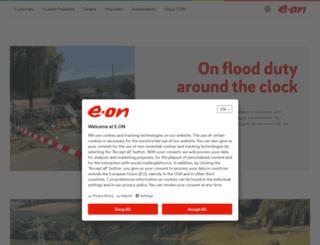 eon-energie.com screenshot