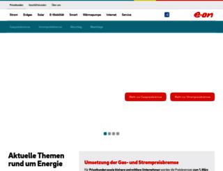 eon-hanse-vertrieb.com screenshot