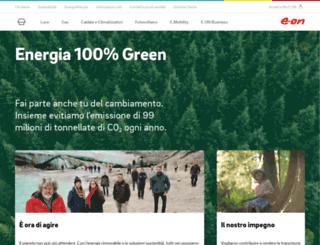 eon-italia.com screenshot