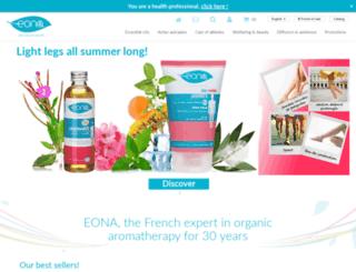 eona-lab.com screenshot
