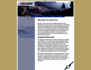 eoncapital.com screenshot