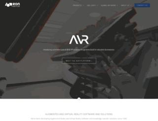 eonsportsvr.com screenshot