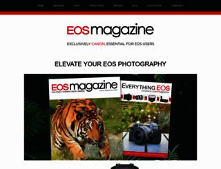 eos-magazine.com screenshot