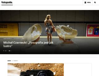 eos50d.fotopolis.pl screenshot