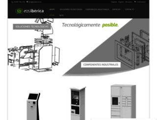 eosiberica.es screenshot