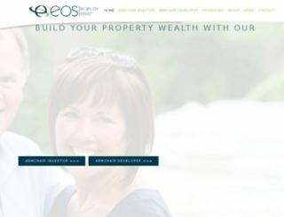 eosproperty.com.au screenshot